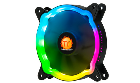 Thermaltake 120mm RGB Case Fan CL-F074-PL12SW-A