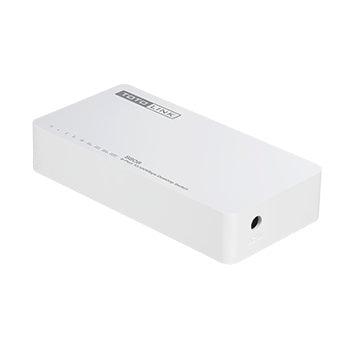 Totolink S808 8-Port 10/100Mbps Desktop Switch