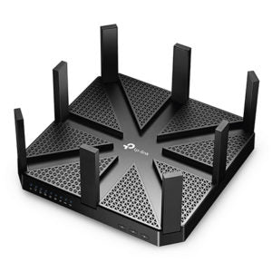 TpLink AC5400 Archer C5400 Wireless Tri-Band MU-MIMO Gigabit Router