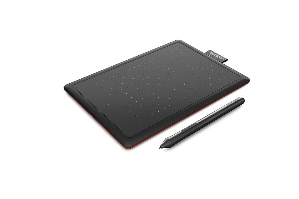 Wacom Intuos One Creative Pen Tablet (CTL-472/K0-C)