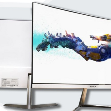 Nvision XC24S 24in CURVED 1920X1080 VA 75HZ MONITOR