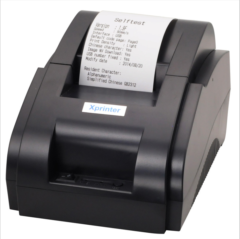 Xprinter XP-5811H Thermal Reciept Printer USB
