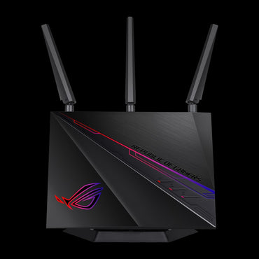 Asus ROG Rapture GT AC2900 Dual Band Gigabit Router Wifi