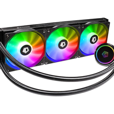 ID Cooling Zoomflow 360X ARGB Liquid AIO CPU Cooler ID-CPU-ZOOMFLOW360XARGB