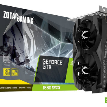 Zotac GTX 1660 SUPER Twin Fan ZT-T16620F-10L