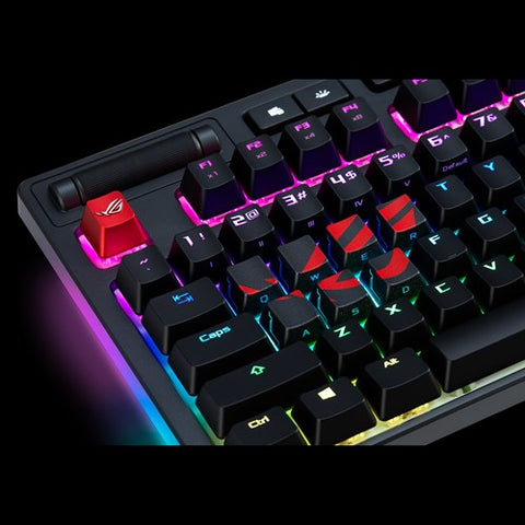 Asus ROG Gaming Keycaps for mechanical keyboards