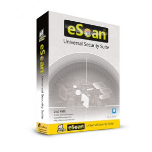 eScan universal security suite (5user 1year)