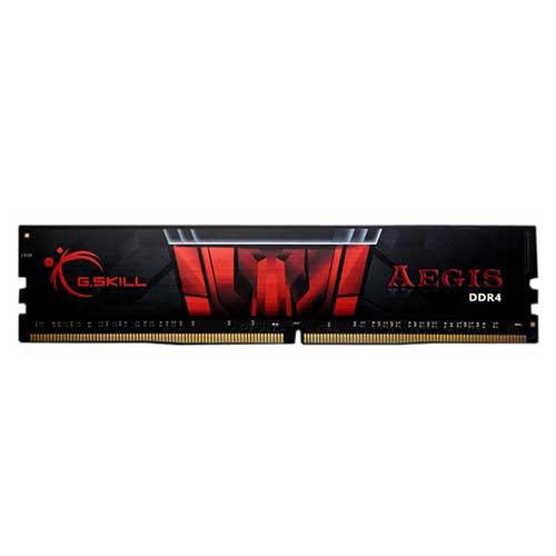 Gskill Aegis 4GB Single DDR4 2400Mhz CL15 F4-2400C15S-4GIS