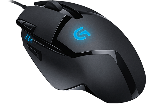 Logitech G402 Hyperion Fury Mouse