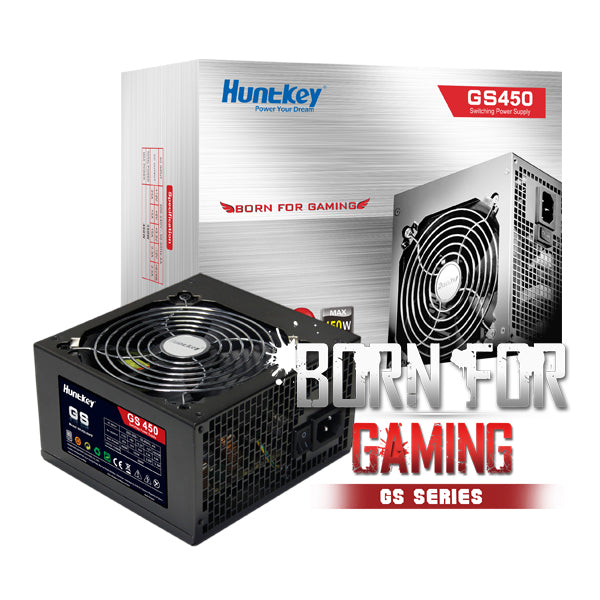 Huntkey GS450 80 Plus Certified Power Supply