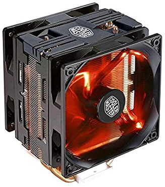 Cooler Master Hyper 212 LED Turbo Black CPU Cooler CM RR-212TK-16PR-R1