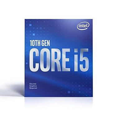Intel Core i5-10600 3.30-4.80 ghz 6-Core Processor > (Must be purchased with a compatible motherboard)