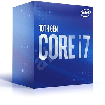 Intel Core i7-10700 2.90-4.80 Ghz 8-Core 16-Thread (LGA1200) Processor > (Must be purchased with a Z490 motherboard)