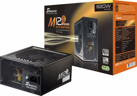 Components - Power Supply - 500-650 Watts