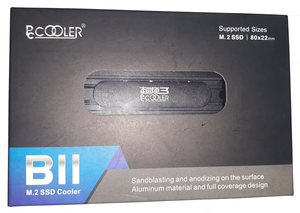 PC Cooler BII M.2 SSD Cooler