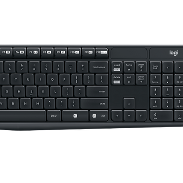 Logitech MK315 Quiet Wireless Combo