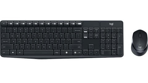 Logitech MK315 Quiet Wireless Combo 920-009068