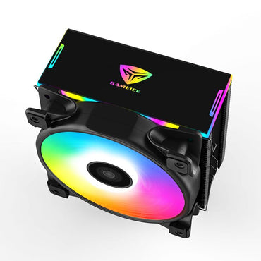 PCcooler GI-D56A HALO FRGB Addressable 120mm PWM CPU Cooler