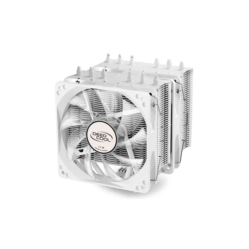 Deepcool NEPTWIN WHITE Multi Air Cooler DP-MCH6-NT-WHAM4