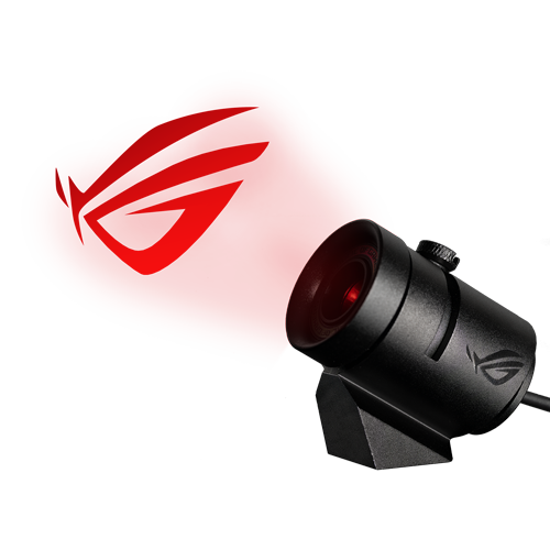 Asus ROG Spotlight USB logo projector with Aura Sync RGB LED