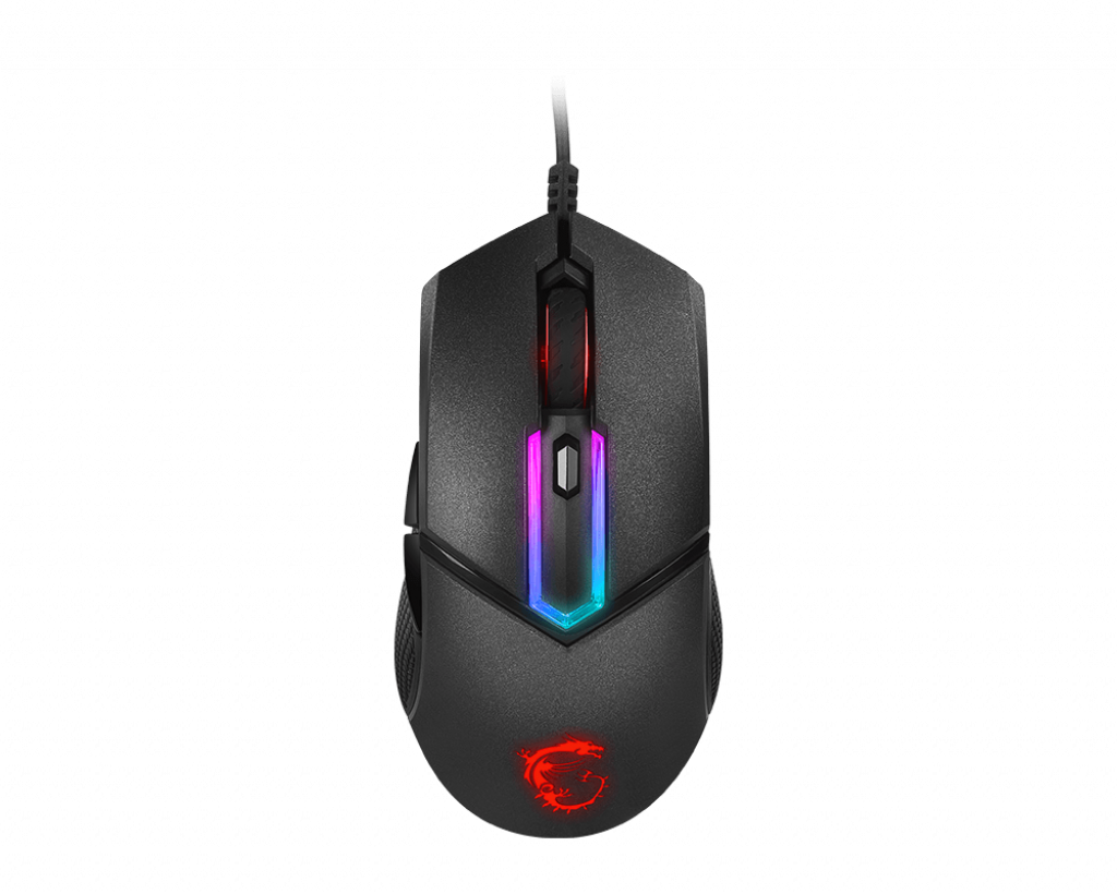 MSI Clutch GM30 RGB Gaming Mouse (Wired)