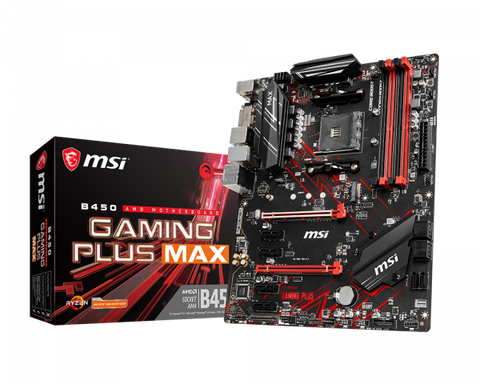 Components - Motherboard - Socket AM4