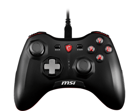 MSI Force GC20 Dual Vibration Gaming Controller
