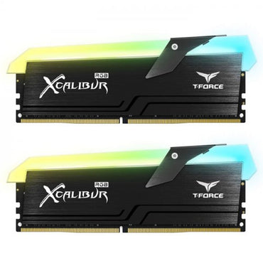 T-Force Xcalibur RGB 16GB dual DDR4 3600 TF5D416G3600HC18JDC01