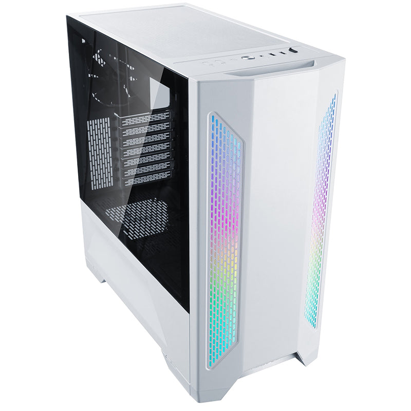 LIAN LI LanCool II Tempered Glass ATX Case