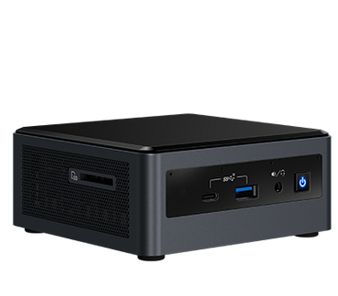 Intel NUC NUC10I3FNH1 i3-i3-10110U 10th Gen Barebone Kit