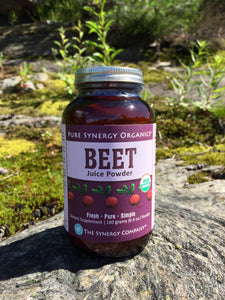 Rødbetepulver / Beet Juice Powder