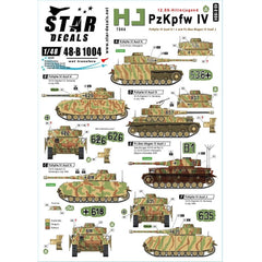 Star Decals 1/48 Scale