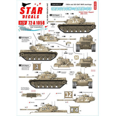 Star Decals 1/72 Scale