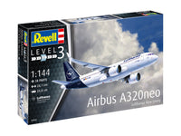 Revell 03942 1/144 Airbus A320 Neo Lufthansa Model Kit