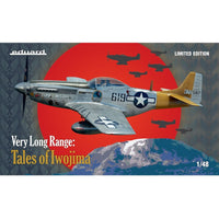 Eduard 11142 1/48 Very Long Range: Tales of Iwojima Limited Edition