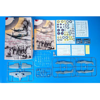 Eduard 11143 1/48 The Spitfire Story Limited Edition Dual Combo Kits