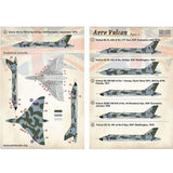 Print Scale 144-024 1/144 Avro Vulcan B.2 Part 2 Decals