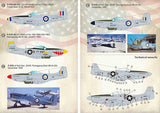 Print Scale 144-022 1/144 F-51 Mustang Units of the Korean War Decals