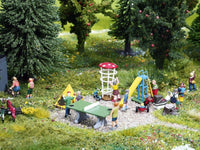 Noch 14814 H0 Scale Playground Accessories for Model Railways - SGS Model Store