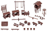 Faller 180577 H0 Adventure Playground Kit Model Railway Accessories - SGS Model Store