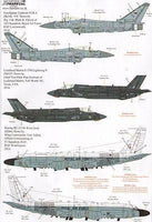 Xtradecal X72216 1/72 RAF 2014 Update Model Decals - SGS Model Store