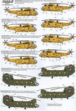Xtradecal X72156 1/72 RAF Anniversary Update 2011/12 Model Decals