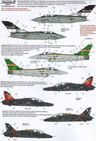 Xtradecal X72156 1/72 RAF Anniversary Update 2011/12 Model Decals - SGS Model Store