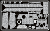 Eduard 35425 1/35 Zimmerit Pz.Kpfw.V Panther Ausf.A Photo Etched Set for Tamiya - SGS Model Store