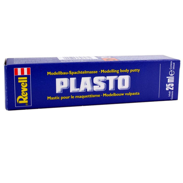 Revell 39607 Plasto Body Putty 25ml - SGS Model Store