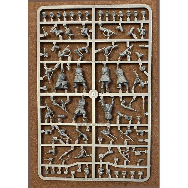 Warlord Games Bolt Action German Infantry (Winter) Sprue 28mm