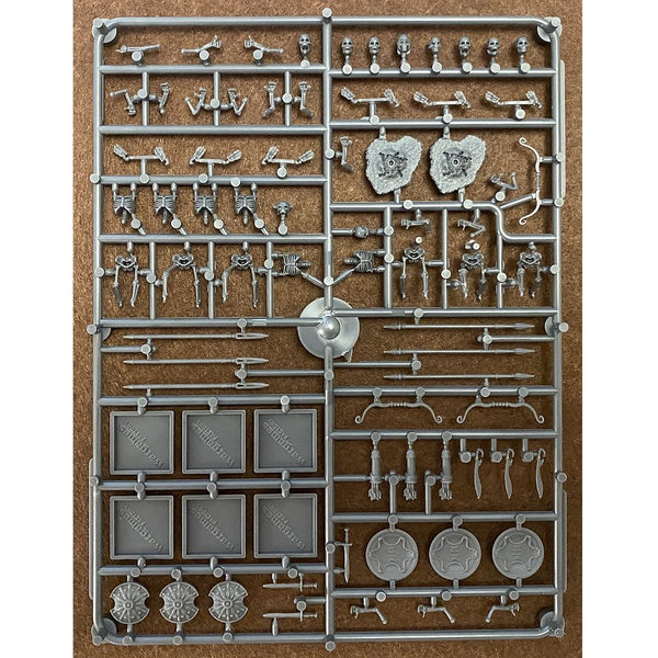 Warlord Games 28mm Skeleton Warriors Sprue Warlords of Erehwon