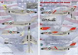 Print Scale 72-105 1/72 McDonnell F-3 Demon Model Decals