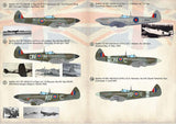 Print Scale 72-386 1/72 Spitfire Aces of Northwest Europe 1944-45 Pt.2