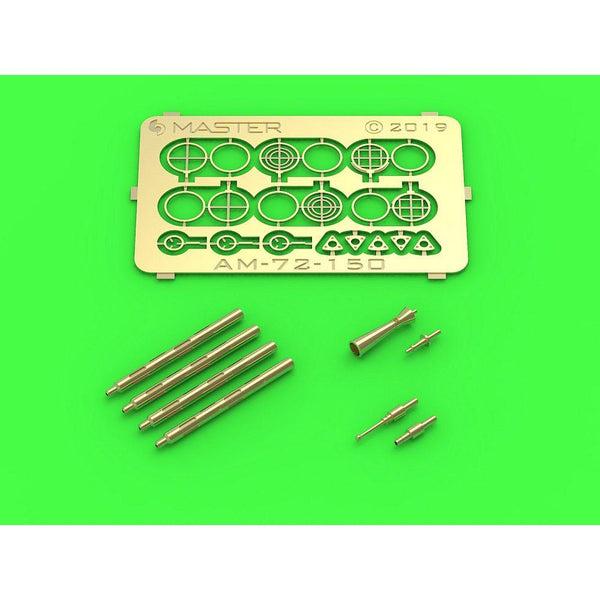 Master AM-72-150 PZL P.11A/P.11B/P.11C Detail Set 1/72